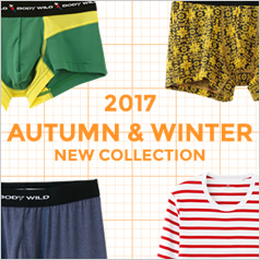 2017 AUTUMN&WINTER NEW COLLECTION